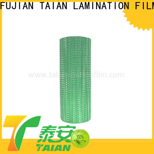 Taian Lamination Film long lasting glitter vinyl supplier for advertisements