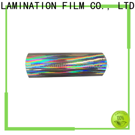 Taian Lamination Film top quality holographic sheet personalized for medicine