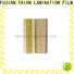 Taian Lamination Film long lasting glitter heat transfer vinyl on sale for boxes