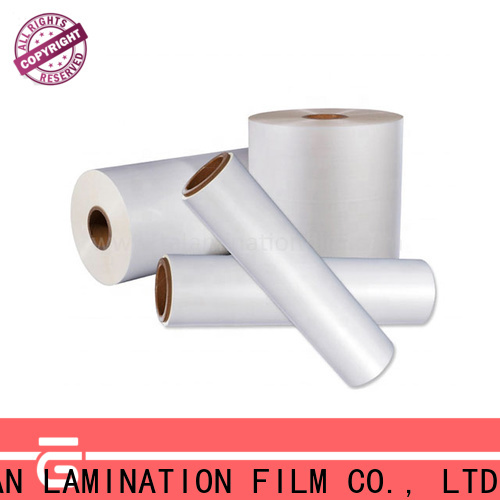 Taian Lamination Film high quality bopp thermal lamination film supplier for advertisements