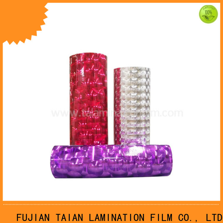 quality polyester film personalized for medicine