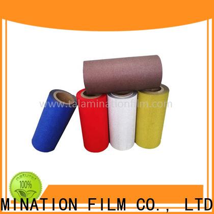 Taian Lamination Film glitter heat transfer vinyl on sale for showing board