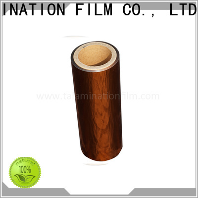 Taian Lamination Film metallized film with good price for books