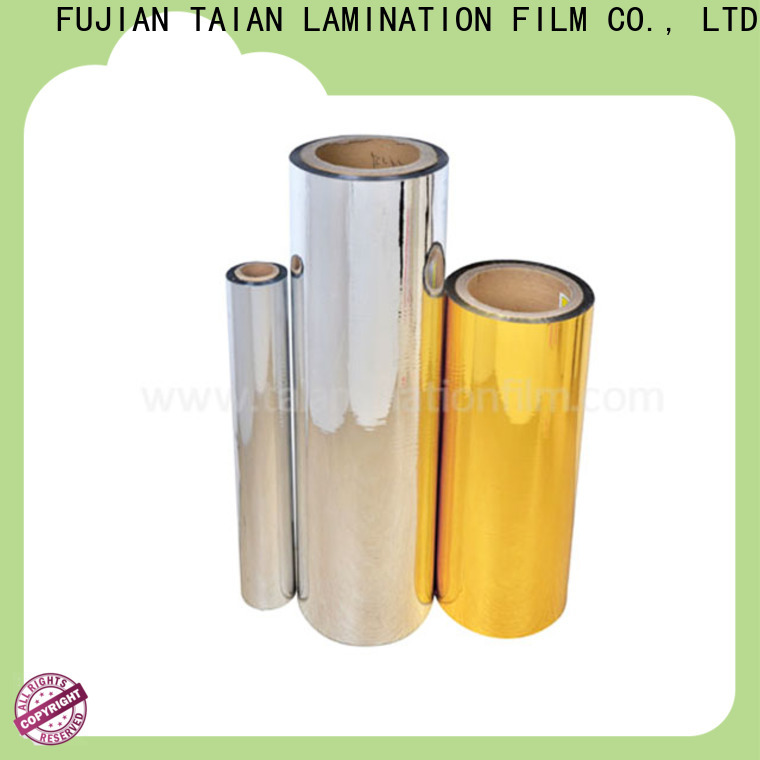 quality metalized paper with good price for books