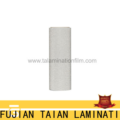 Taian Lamination Film creative glitter heat transfer vinyl supplier for showing board