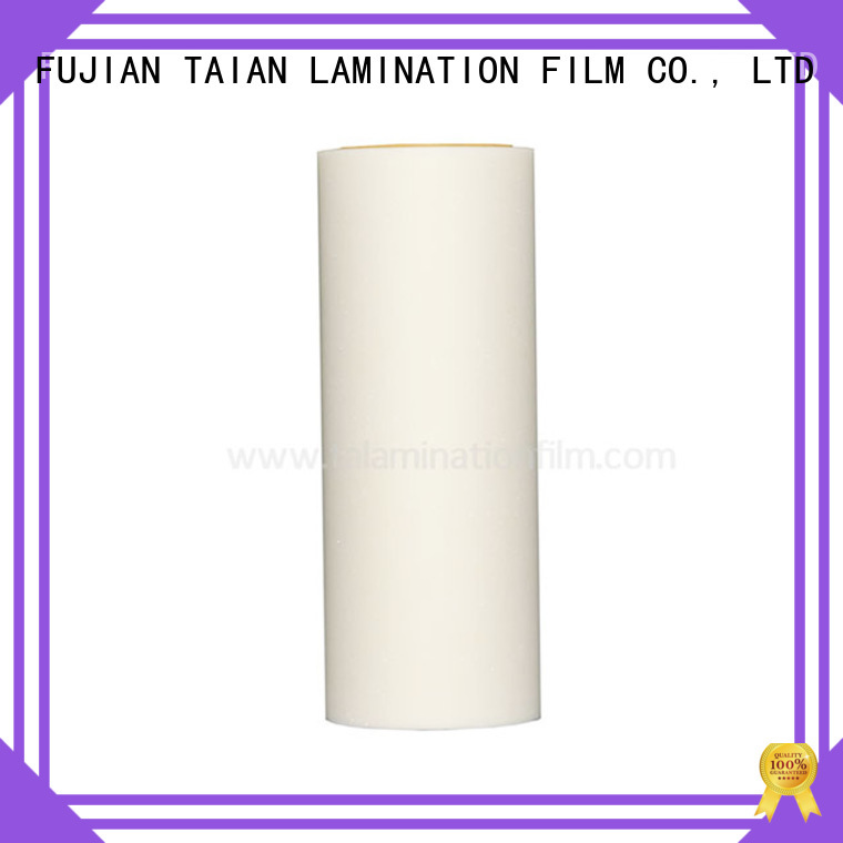 Taian Lamination Film efficient glitter heat transfer vinyl on sale for medicine