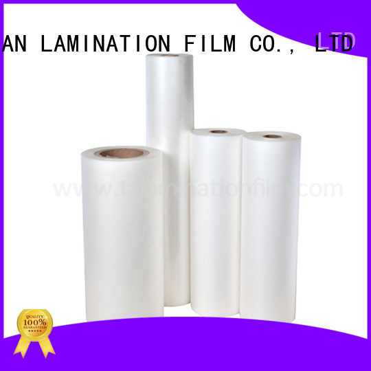 Taian Lamination Film thermal lamination film directly sale for showing board