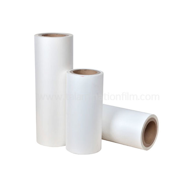 Professional Matt BOPP Thermal Lamination Film