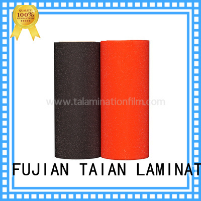 Taian Lamination Film popular lamination roll manufacturer for showing board