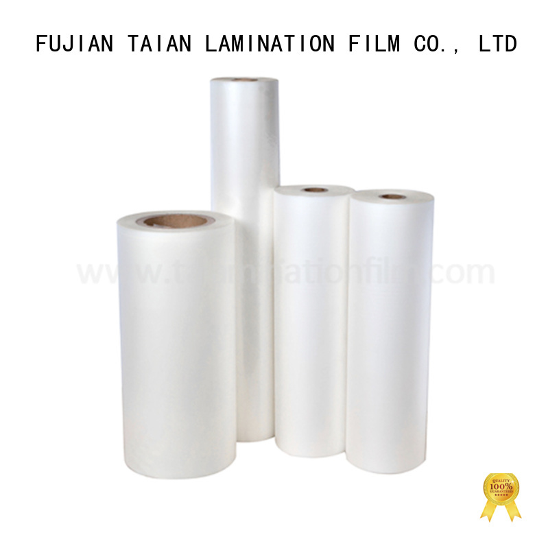 Taian Lamination Film lamination film roll on sale for medicine