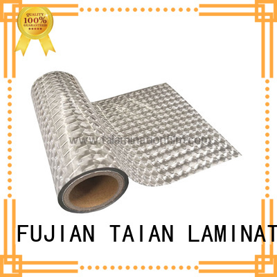 Taian Lamination Film colorful cold laminating film supplier for cosmetics
