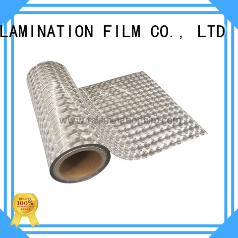 Taian Lamination Film colorful decorative films factory price for advertisements