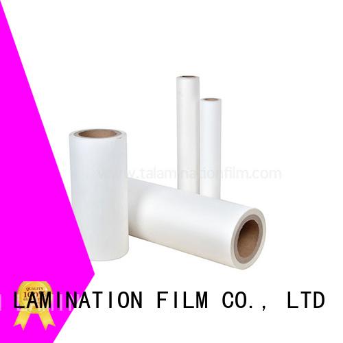 Taian Lamination Film professional laminating film a3 wholesale for cosmetics