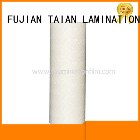Taian Lamination Film holographic film personalized for cosmetics