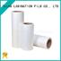 Taian Lamination Film bopp film factory price for digital printing