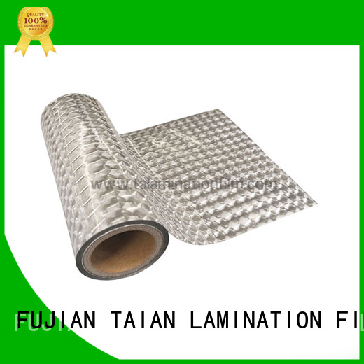Taian Lamination Film decorative films personalized for medicine