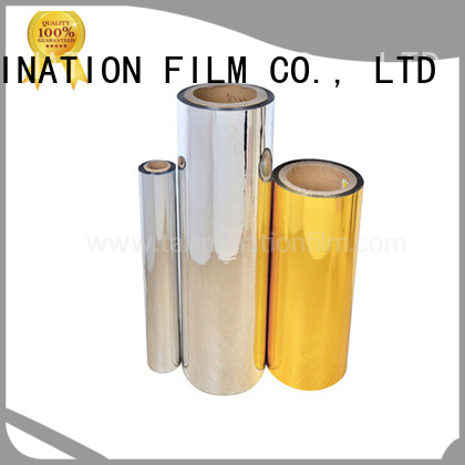 Taian Lamination Film metalized film inquire now for books