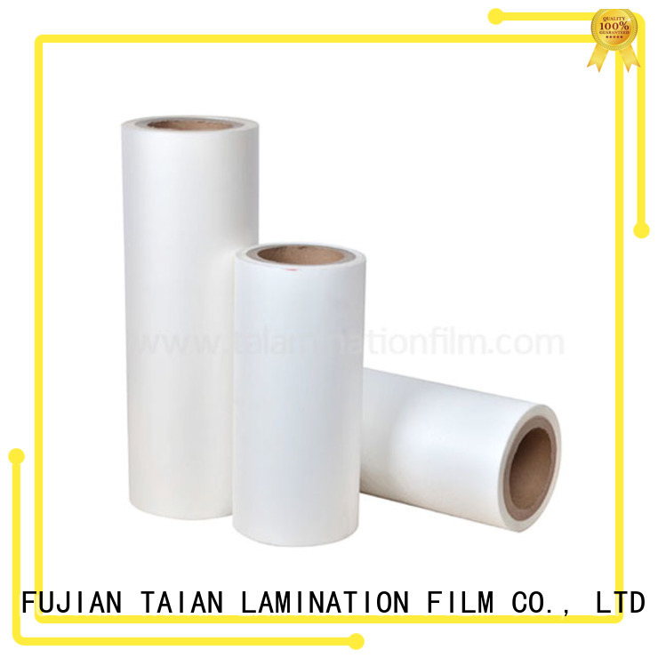 Taian Lamination Film film bopp supplier for digital printing