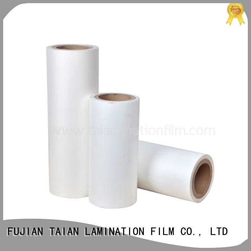 transparent bopp film manufacturer for medicine