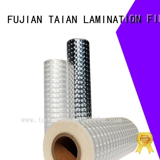 Taian Lamination Film laminating film personalized for digital printing
