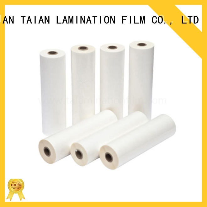 Taian Lamination Film pet scratch protection film manufacturer for advertisements