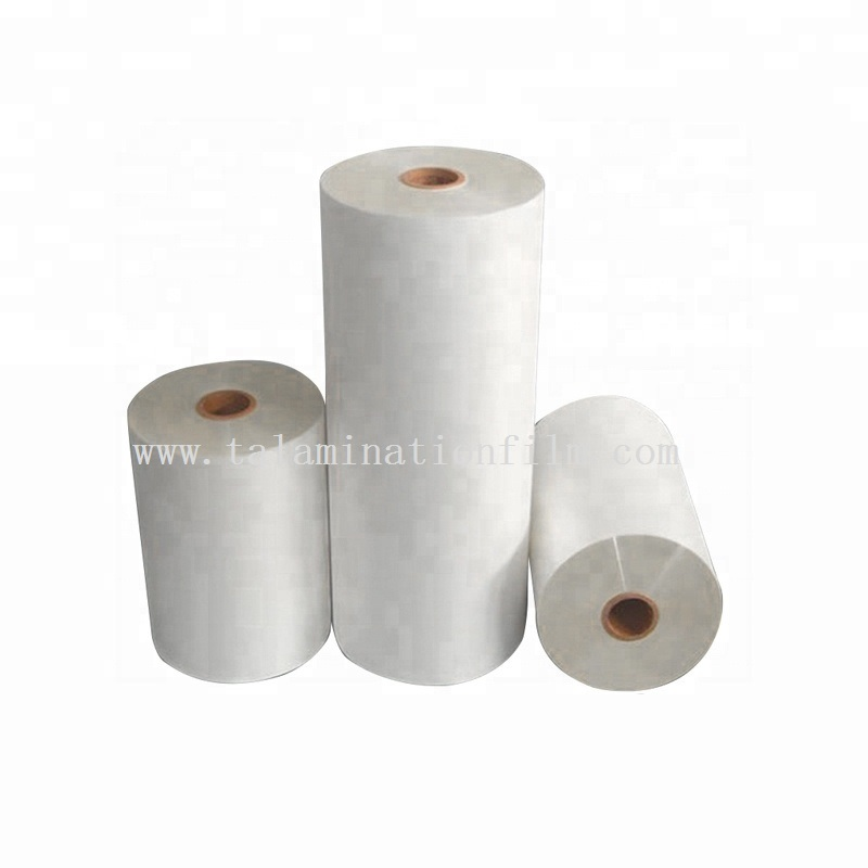 Taian Lamination Film bopp thermal lamination film factory price for cosmetics-1