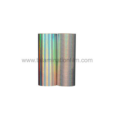 Factory Price Customized Patterns Holographic Thermal Lamination Film Wholesale-Taian Lamination Film