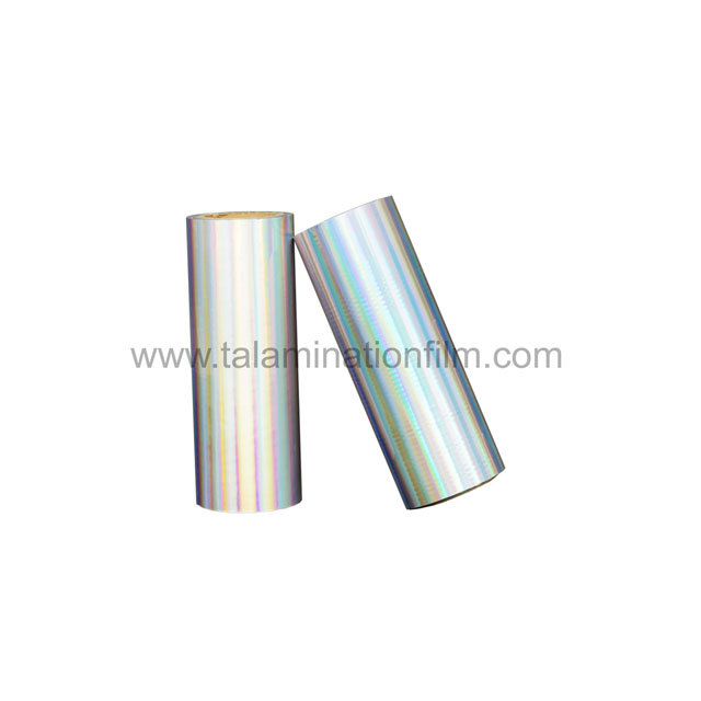 Taian Lamination Film metalized polyester factory for magazines-1