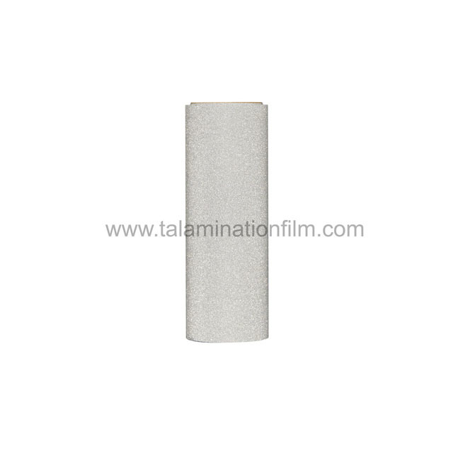 Professional Transparent Glitter Thermal Lamination Film