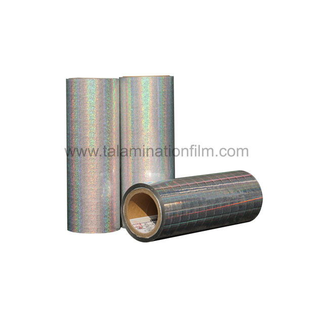 China holographic foil Customized-Taian Lamination Film