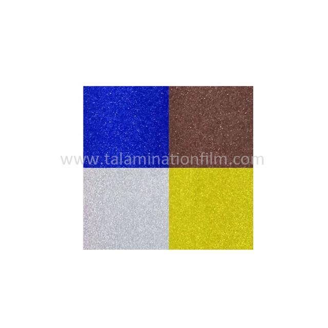 Taian Lamination Film glitter heat transfer vinyl on sale for showing board-2