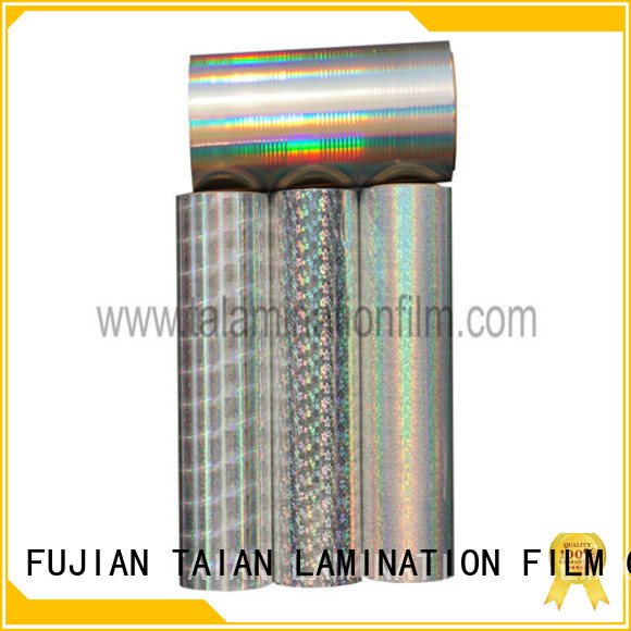 colorful holographic sheet personalized for cosmetics