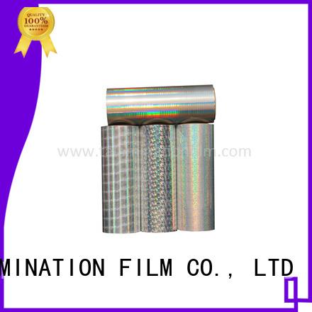 Taian Lamination Film convenient holographic foil wholesale for medicine