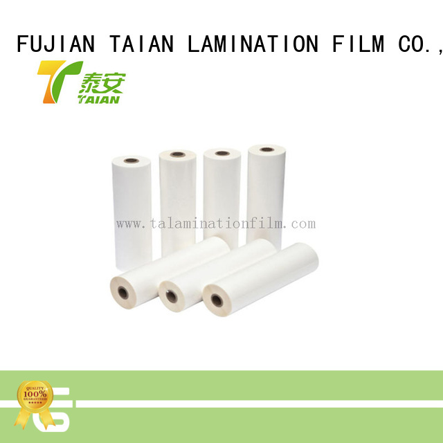 high quality anti scratch film directly sale for advertisements