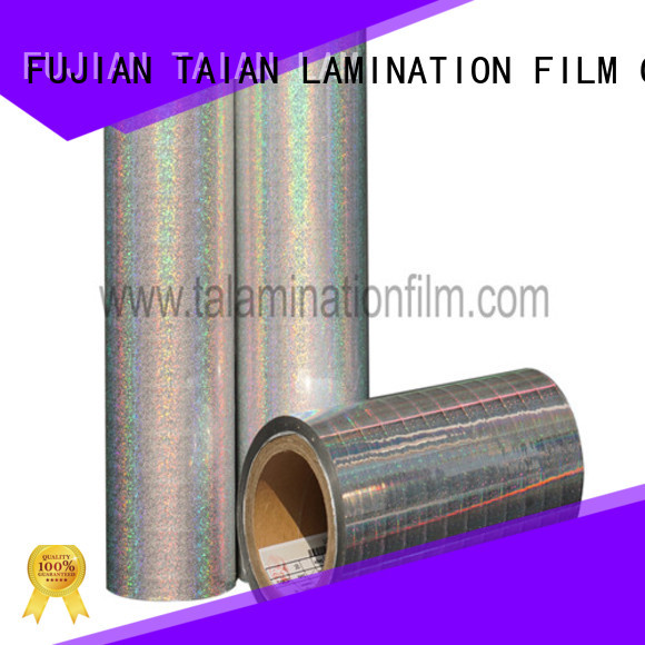 colorful holographic foil personalized for digital printing