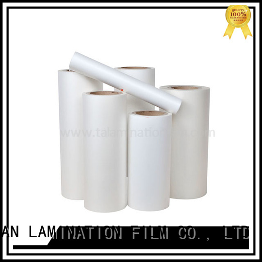 Taian Lamination Film high quality metalized bopp film supplier for advertisements