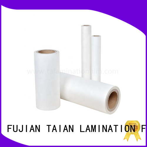Taian Lamination Film plastic film directly sale for medicine