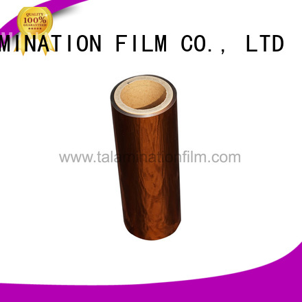 Taian Lamination Film metalized paper with good price for calendars