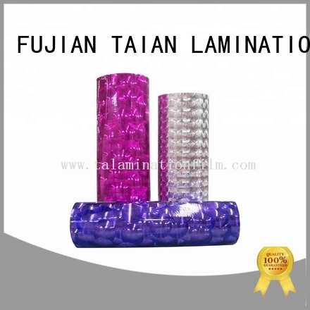 Taian Lamination Film excellent thermal film wholesale for digital printing