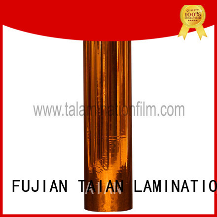 Taian Lamination Film professional thermal lamination film on sale for advertisements