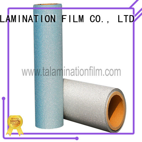 Taian Lamination Film long lasting foil printing paper on sale for showing board