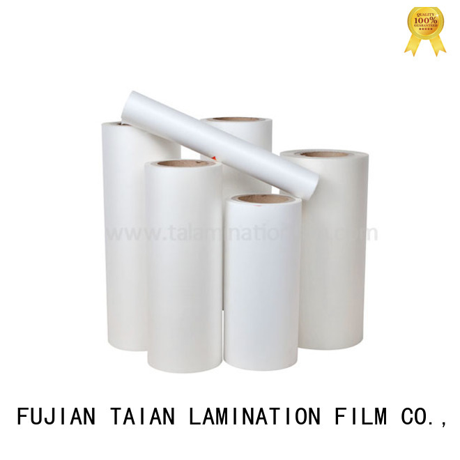 high quality bopp film manufacturer for advertisements