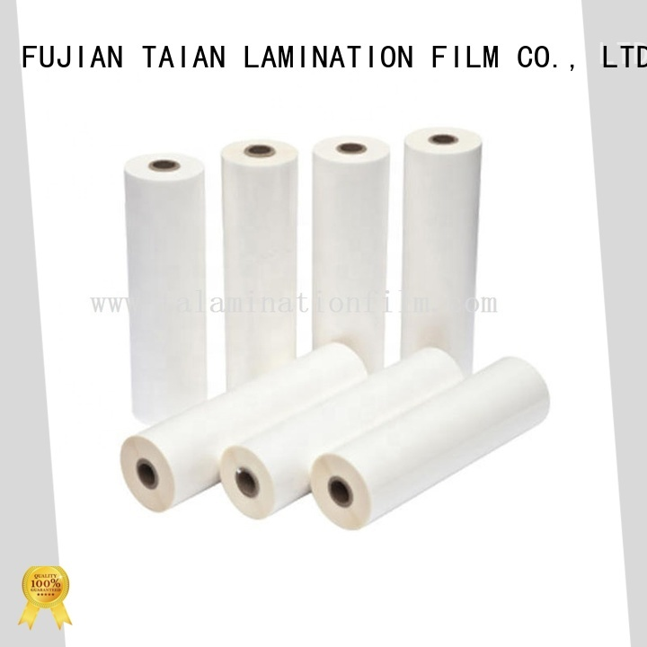 professional bopp film prices manufacturer for advertisements
