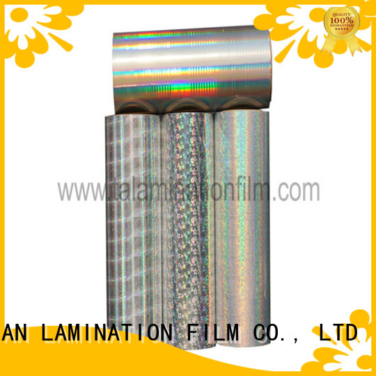 Taian Lamination Film top quality holographic glitter supplier for digital printing