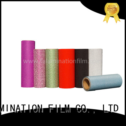 Taian Lamination Film efficient foil laminator manufacturer for advertisements